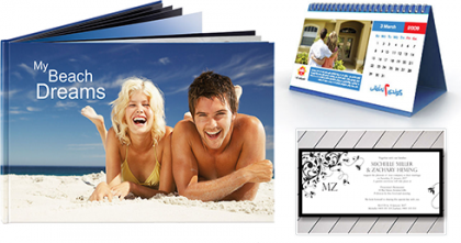 Photobook, Calendar, Greeting Cards & Invitations
