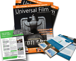 magazine and newsletter